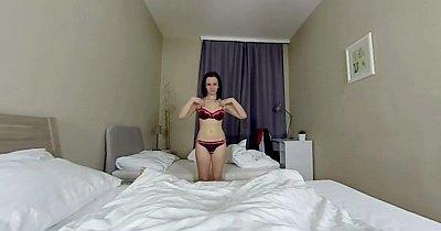 Tcheque VR 002 Films Pornos Réalité Virtuelle