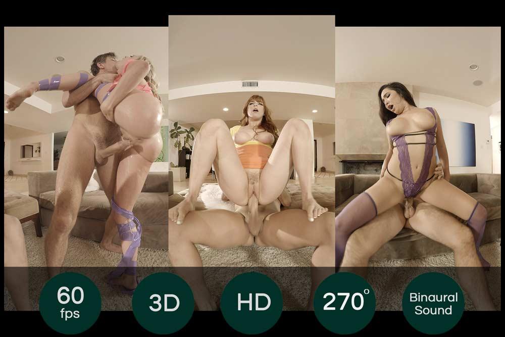 Parti de sexe Films Pornos Réalité Virtuelle
