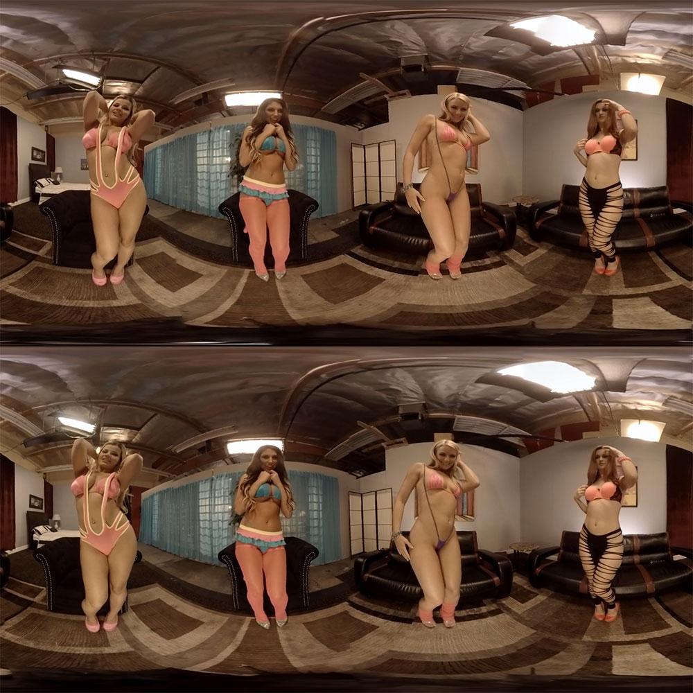 HoloGirls: Leur premiere fois Films Pornos Réalité Virtuelle