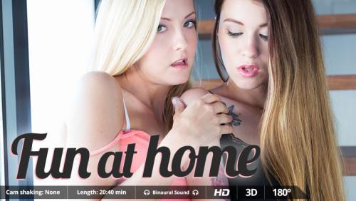 Fun a la maison Films Pornos Réalité Virtuelle