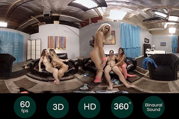 Lights, Camera, Action Films Pornos Réalité Virtuelle