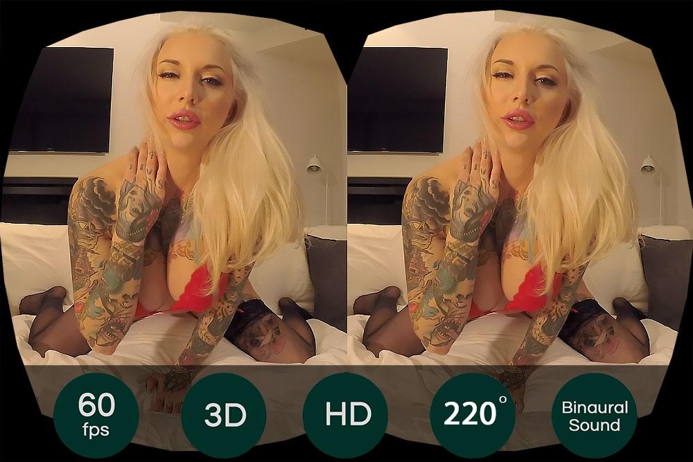 Presentation: Rachel Rampage Films Pornos Réalité Virtuelle