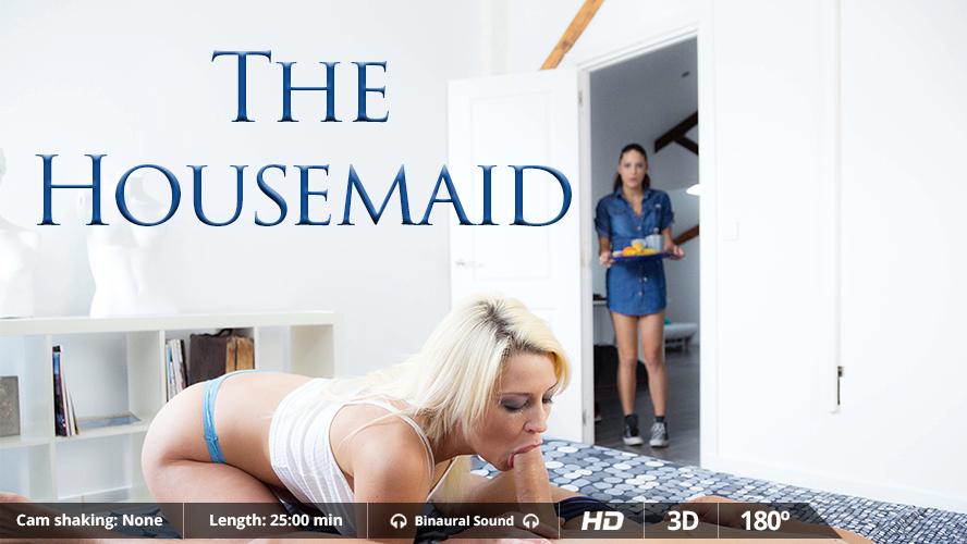The Housemaid Films Pornos Réalité Virtuelle