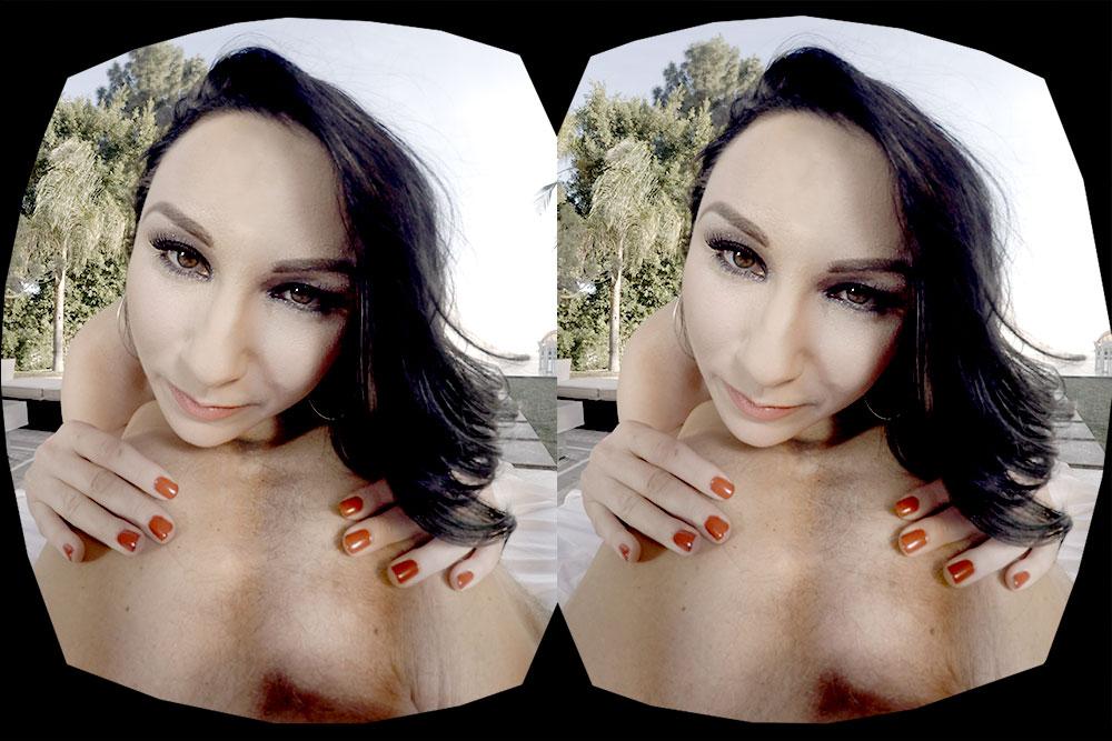 Veruca James, Steve Holmes Films Pornos Réalité Virtuelle